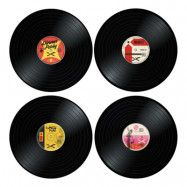 Vinyl Bordstablett - 4-pack