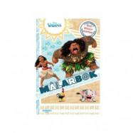 Egmont Kärnan Disney Vaiana, Målarbok + klistermärken