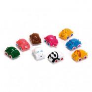 Viking Toys - Babybilar i spann 9 st
